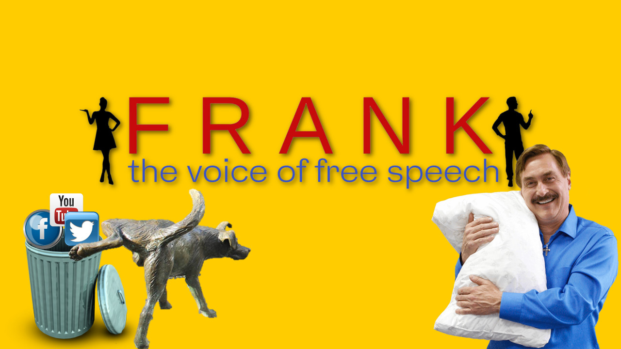 FrankSpeech - New Social Platform from Mike Lindell (video)